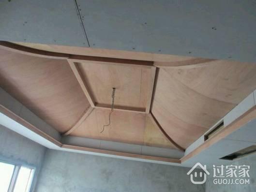木工做弧形的步骤图