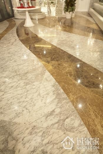 复试欧式风格设计地板