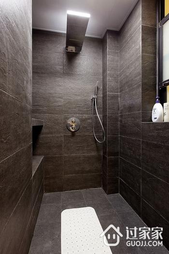 74平简约时尚两居欣赏卫生间设计