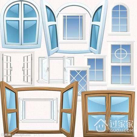 塑钢窗的选择要素及安装要点