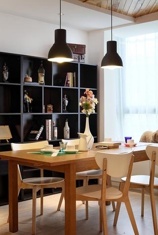 98平北欧住宅欣赏餐厅设计