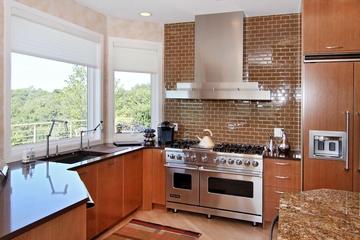 欧式住宅效果设计赏析厨房设计