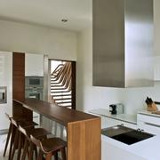 现代设计效果图厨房