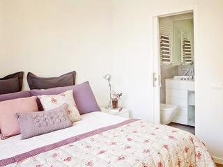 北欧60平米小户型欣赏卧室