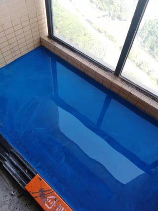 项目经理版施工节点17:卫生间、阳台开始做防水