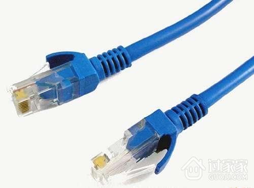 七彩灯带网线电路图