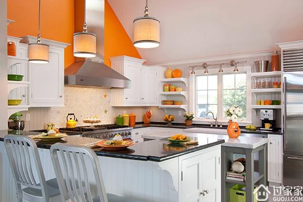 遵循现代厨房装修原则,给你一个完美的现代厨房设计