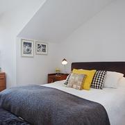 宜家风格装饰住宅效果图卧室