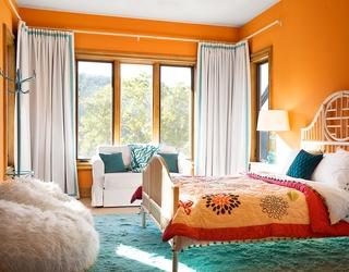 北欧奢华风格效果套图卧室