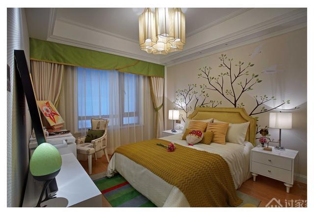 简欧风格的家装效果图设计,白色整体设计简约明亮