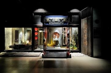 中式奢华艺术品住宅欣赏