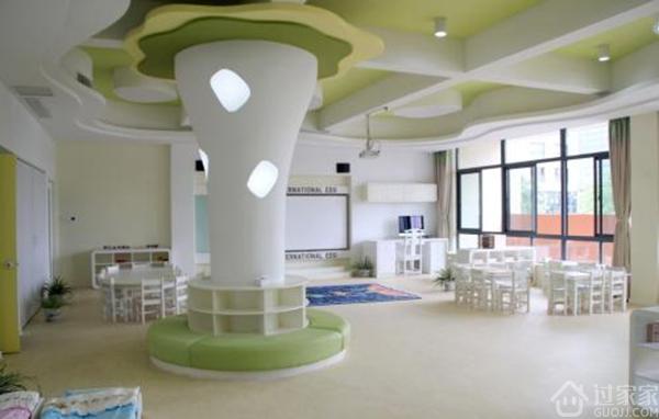 幼儿园室内设计应该注意的5大装修事项