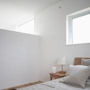 144平日式风格别墅欣赏卧室局部