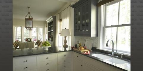 简欧设计装饰欣赏厨房