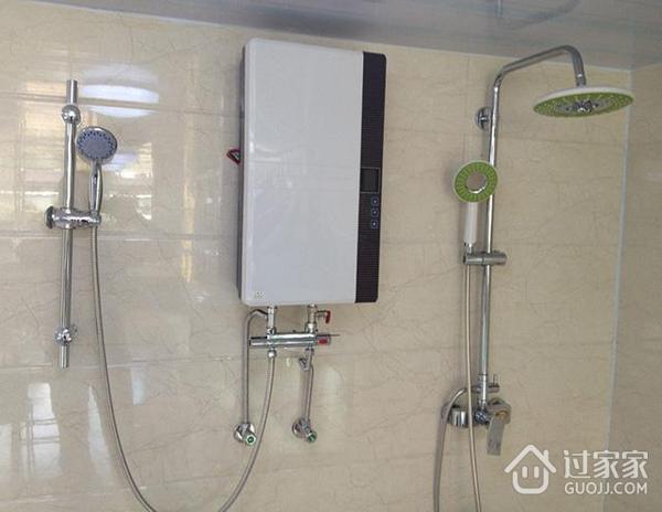 燃气热水器和电热水器哪个好 对比安装使用费我做出了选择