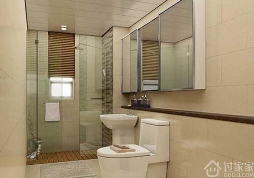装修材料:卫生间集成吊顶效果图鉴赏