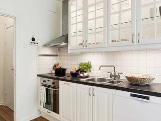 北欧小户型公寓设计欣赏厨房