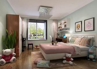 合理布局现代住宅欣赏儿童房