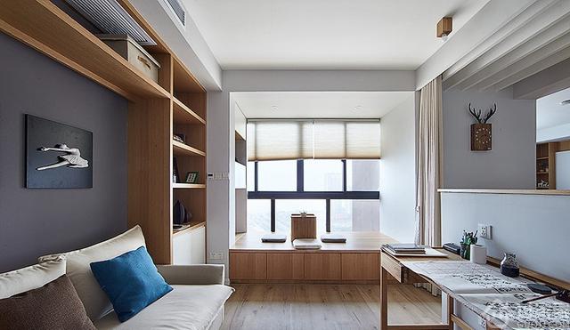 【臻品案例鉴赏】第34期「舒适系」——巧妙收纳打造自然简约之家