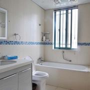 简约美家一居室欣赏卫生间