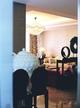 时尚中式风格客厅装修图