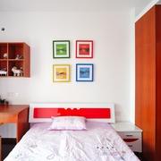 现代风格装修设计儿童房
