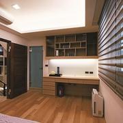 简约复式环保家居欣赏卧室效果