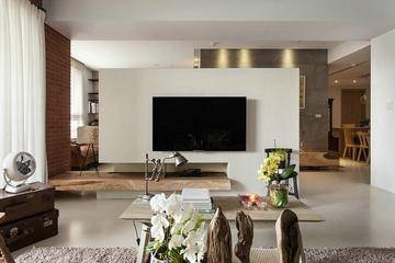 客厅花艺装饰效果图 为家居增添色彩
