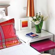 40平米紧凑小户型欣赏卧室局部