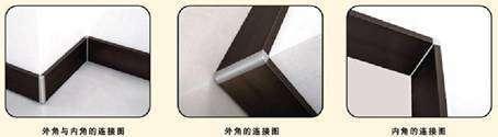 铝合金踢脚线安装方法及安装注意事项