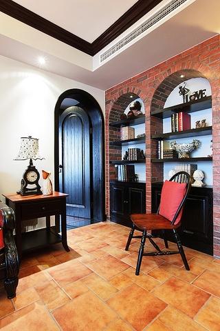 混搭风格有机住宅欣赏书房