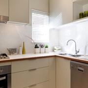 80后喜爱的一居室欣赏厨房