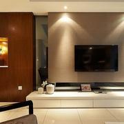 客厅电视背景墙设计效果图 时尚家居必备
