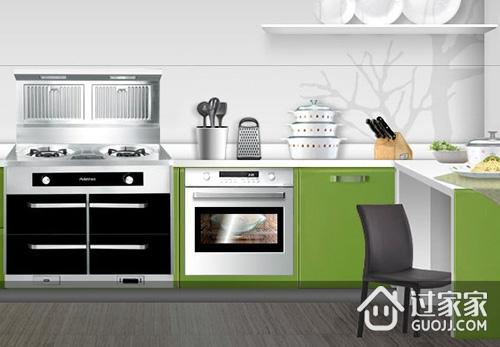 集成厨房电器简介及分类
