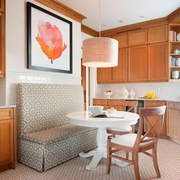简欧风格公寓套图厨房橱柜