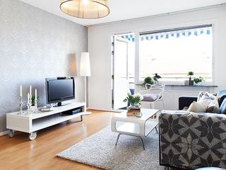 57平明亮现代感公寓欣赏