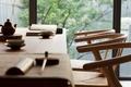 奢华新中式餐桌椅