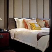 新中式卧室床品