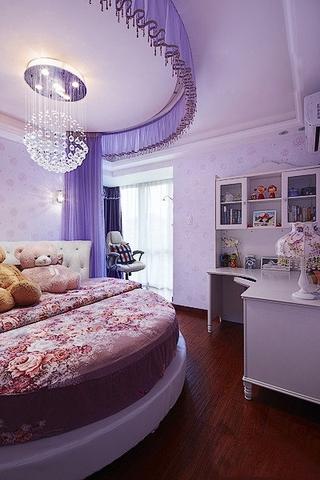 美式舒适家居生活欣赏卧室