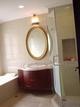 欧式风格别墅卫生间镜子