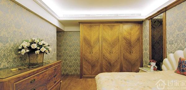 欧式卧室衣柜设计效果图欣赏,选一款给家里装上吧!