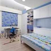 简约风旧房改造欣赏儿童房
