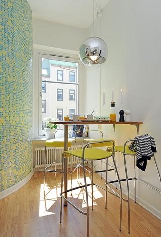 宜家住宅设计效果套图吧台设计