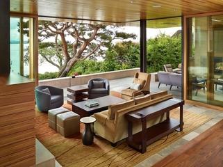 完美融合木质别墅欣赏