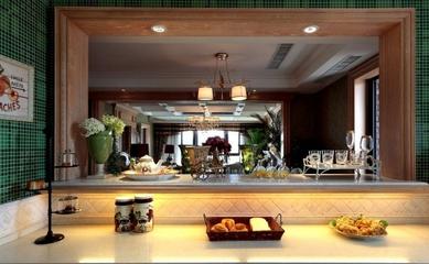 混搭时尚风情住宅欣赏厨房