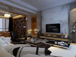 118平新的奢华住宅欣赏客厅