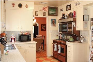 异域风情混搭住宅欣赏厨房橱柜