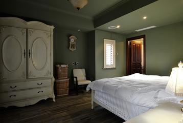混搭风格效果图欣赏卧室效果