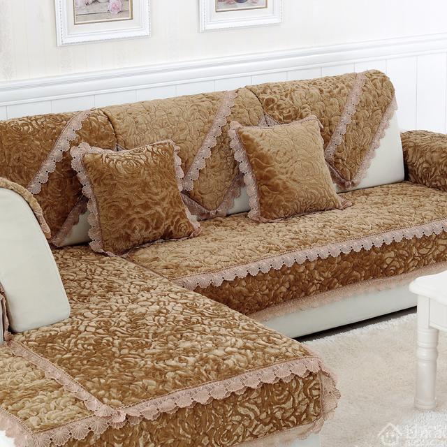 沙发防尘防脏,只需布置沙发垫,这辈子都不用洗沙发