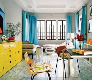 法式田园别墅欣赏客厅设计